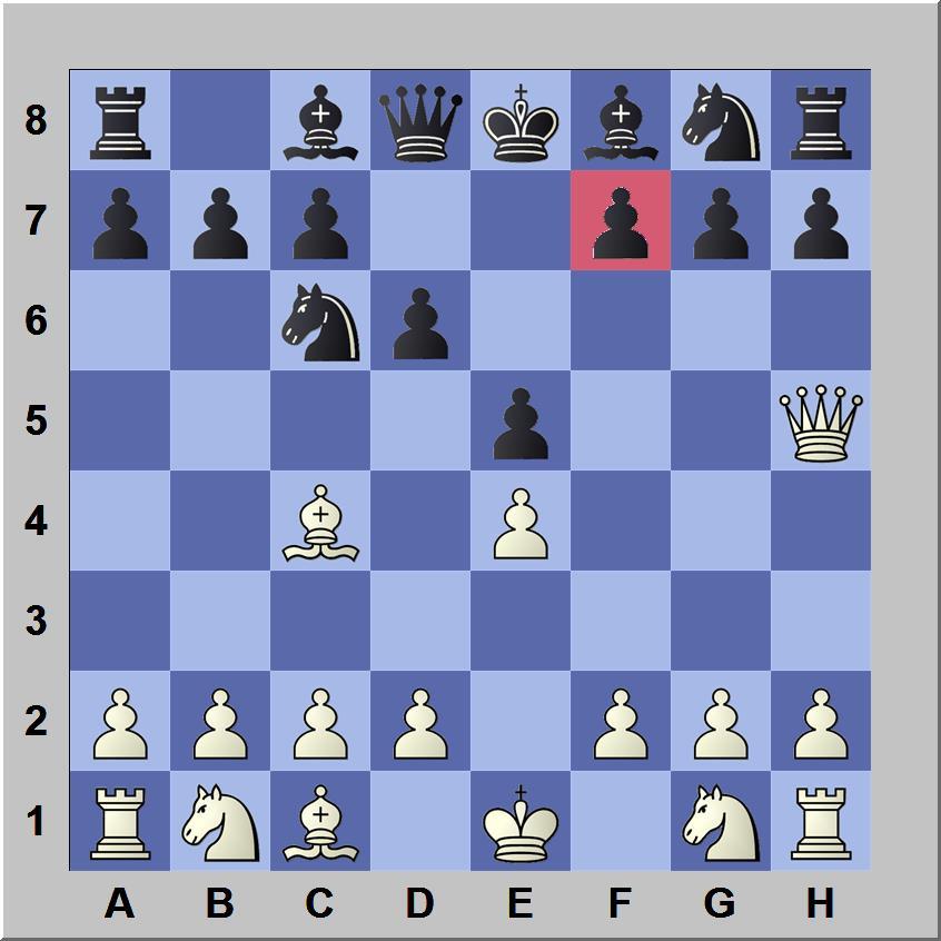 Herdersmat bij schaken