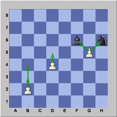 De pion is een schaakstuk